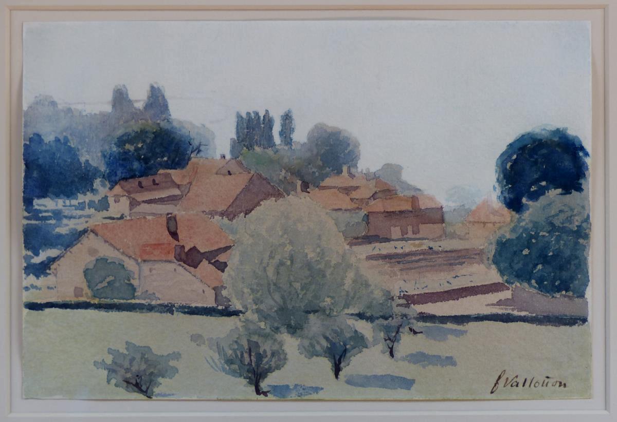 Vallotton, Felix - Schweizer Kunst, Bilder verkaufen und kaufen